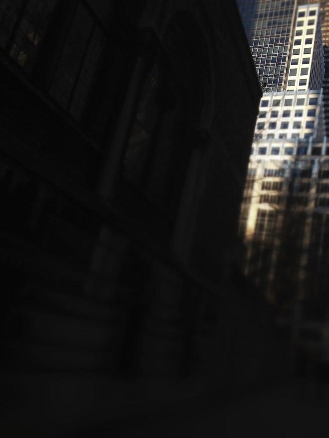Park Avenue in Morning Light