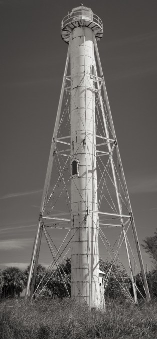 Gasparilla Range Light