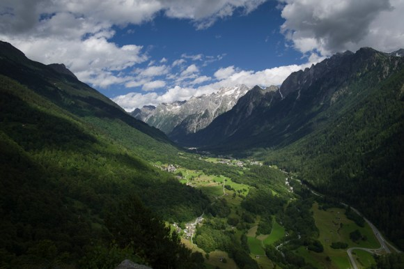 The Engadine Valley
