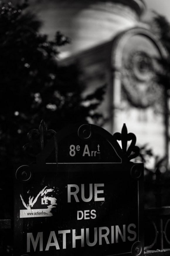 Street sign I