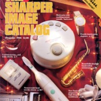 The Sharper Image catalogs.... collect 'em all!: The League