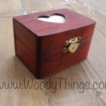 Mini Personaized Trinket Box
