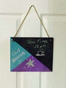Chalk Board DIY for Kids (3)