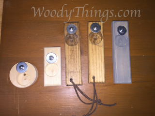 WoodyThings Hand Held Bottle Opener Set