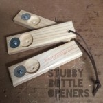WoodyThings Stubby Bottle Openers3