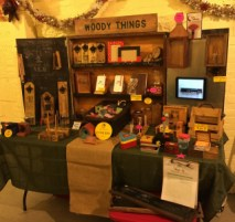 Handmade Market Display