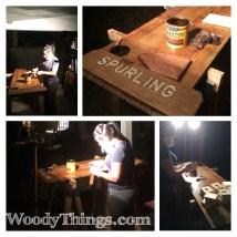 Late Night Crafting