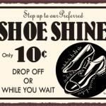 shoeshine image