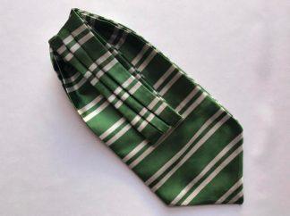 EdwinCamachoRivera Harry Potter Slytherin Inspired Cravat back