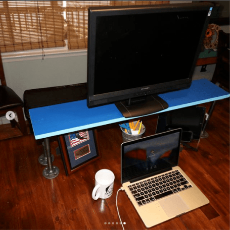 WoodyThings Desk Riser 5