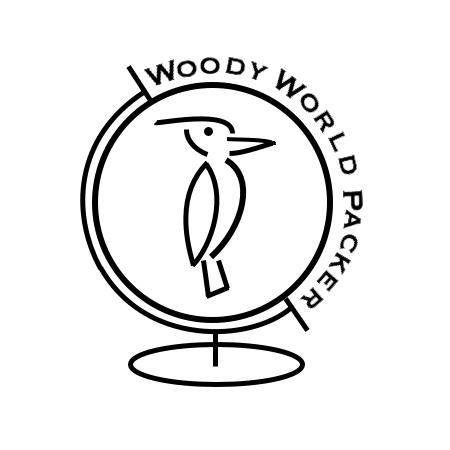 Logo Woody World Packer