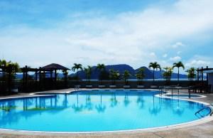 Langkawi : Bayview hotel Kuah