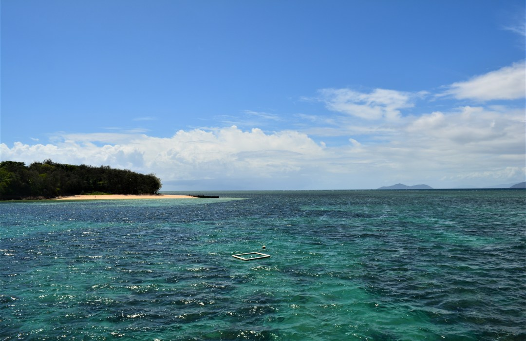 Green Island: Tropical paradise at the Great Barrier Reef