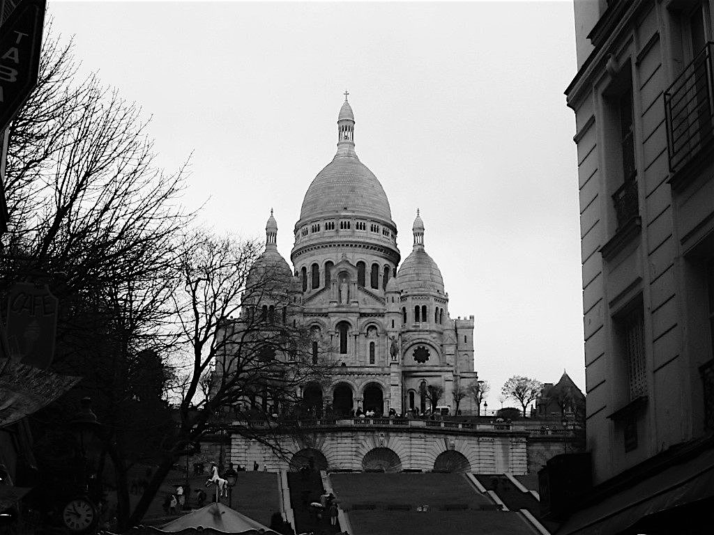 Sacre coeur Paris, France