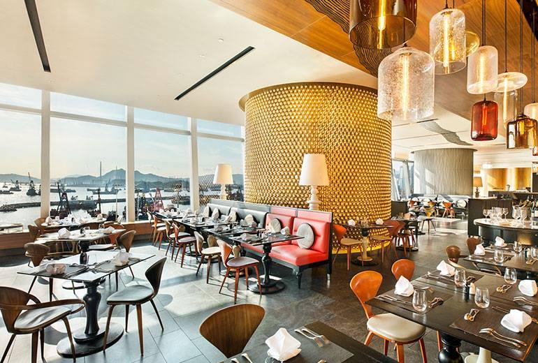 W Hotel Kitchen Restaurant Hong Kong – Woody World Packer