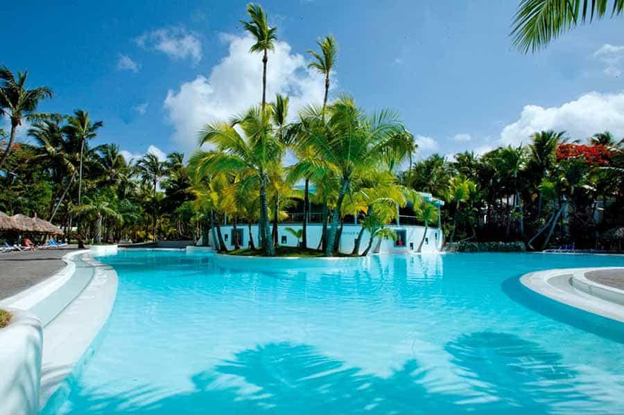 Swimmingpool at Riu Naiboa Punta Cana | Photo by Riu Resorts