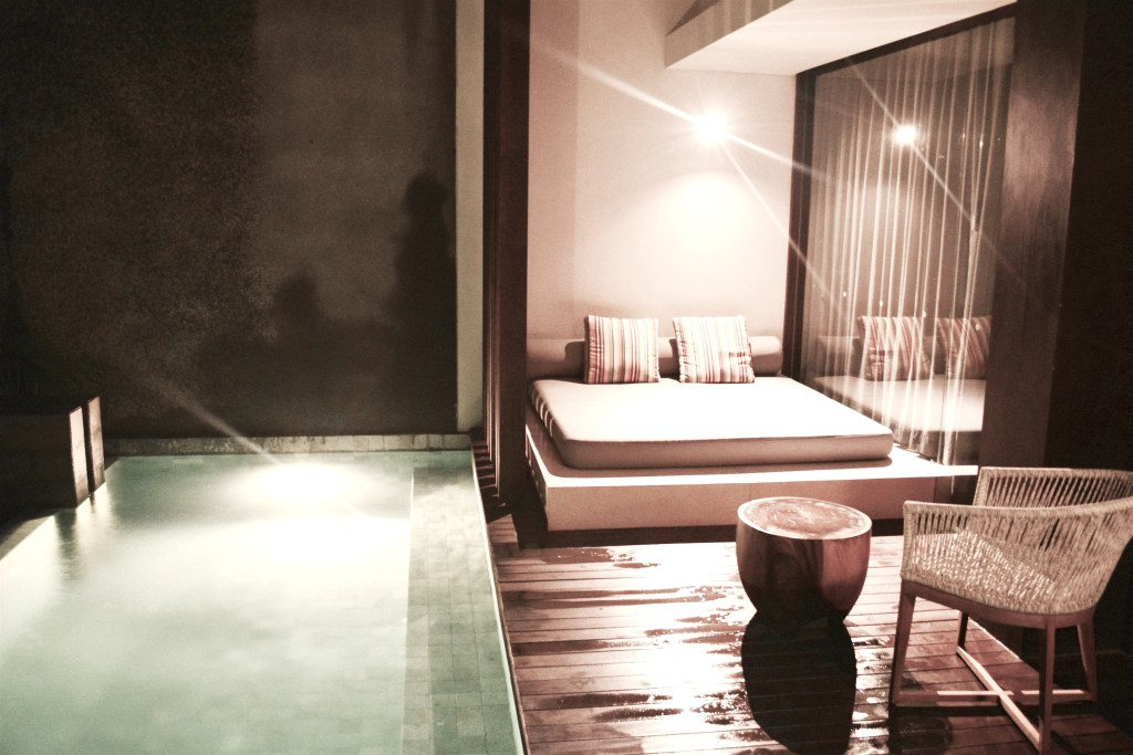 Watermark Hotel Jimbaran Bali Pool Suite Room
