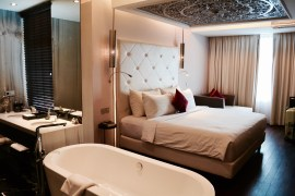 Luxury Suite Room at L Hotel Seminyak