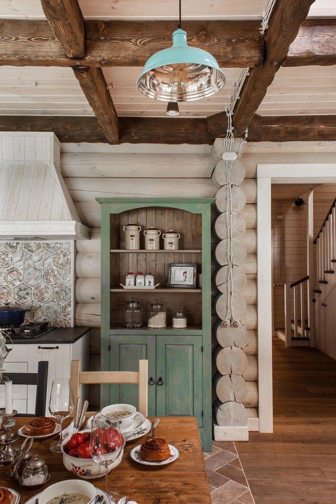 Summer Log House Woodz