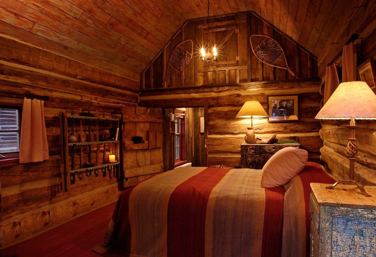 Rustic Log Cabin Furniture
