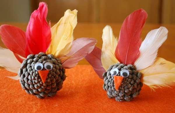Thanksgiving Decor Ideas Table Top Easy