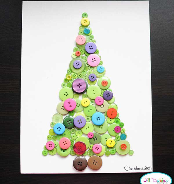 20 Easy Handmade Holiday Ornaments And Decorations Photos
