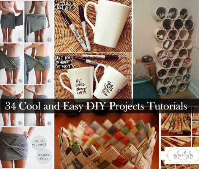 Easy And Cheap Diy Projects