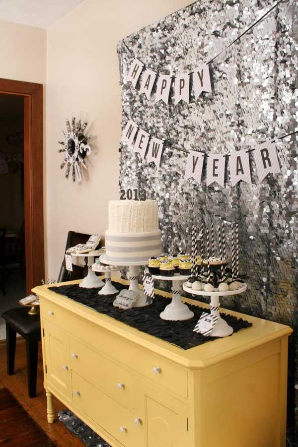 Top 32 Sparkling DIY Decoration Ideas For New Years Eve Party     diy new year eve decorations 19