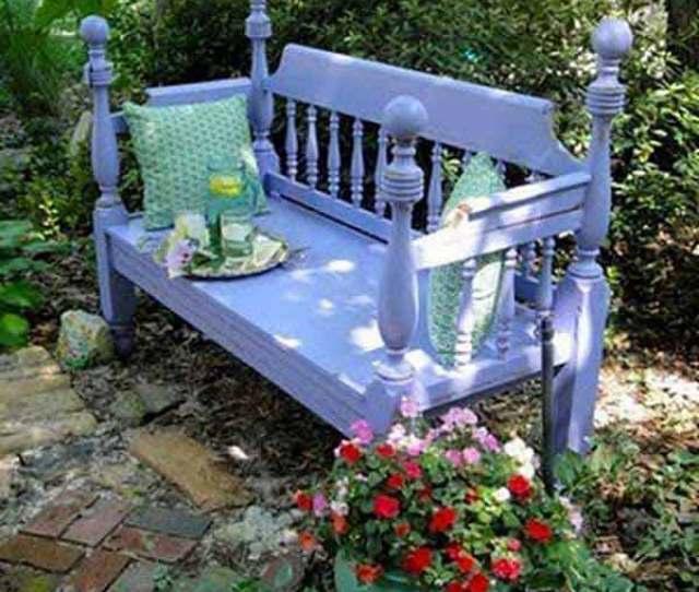 Diy Benches For Garden