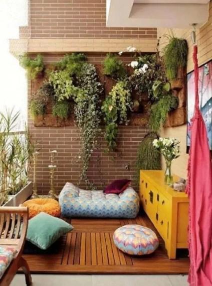 fali kert teraszra