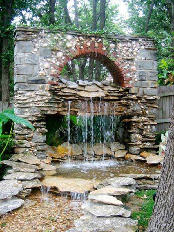 Outdoor Yard Ponds