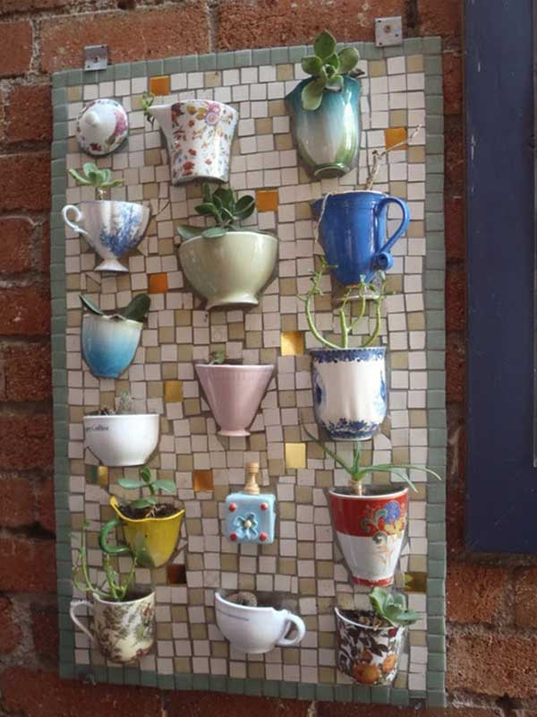 Reusing old Mugs / Coffee / Tea cups | ecogreenlove