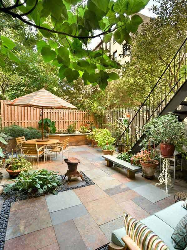 Small Backyard Landscaping Pinterest. small backyard landscaping ...