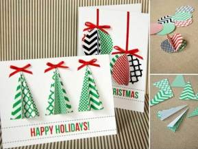 Image result for christmas postcards diy
