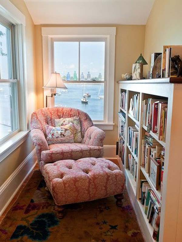 19 Cozy And Warm Winter Reading Nooks You Should Have
