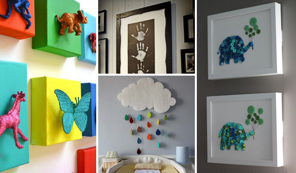 Be Your Child S Superhero Mum With These Great 30 Kids Room Decor Ideas