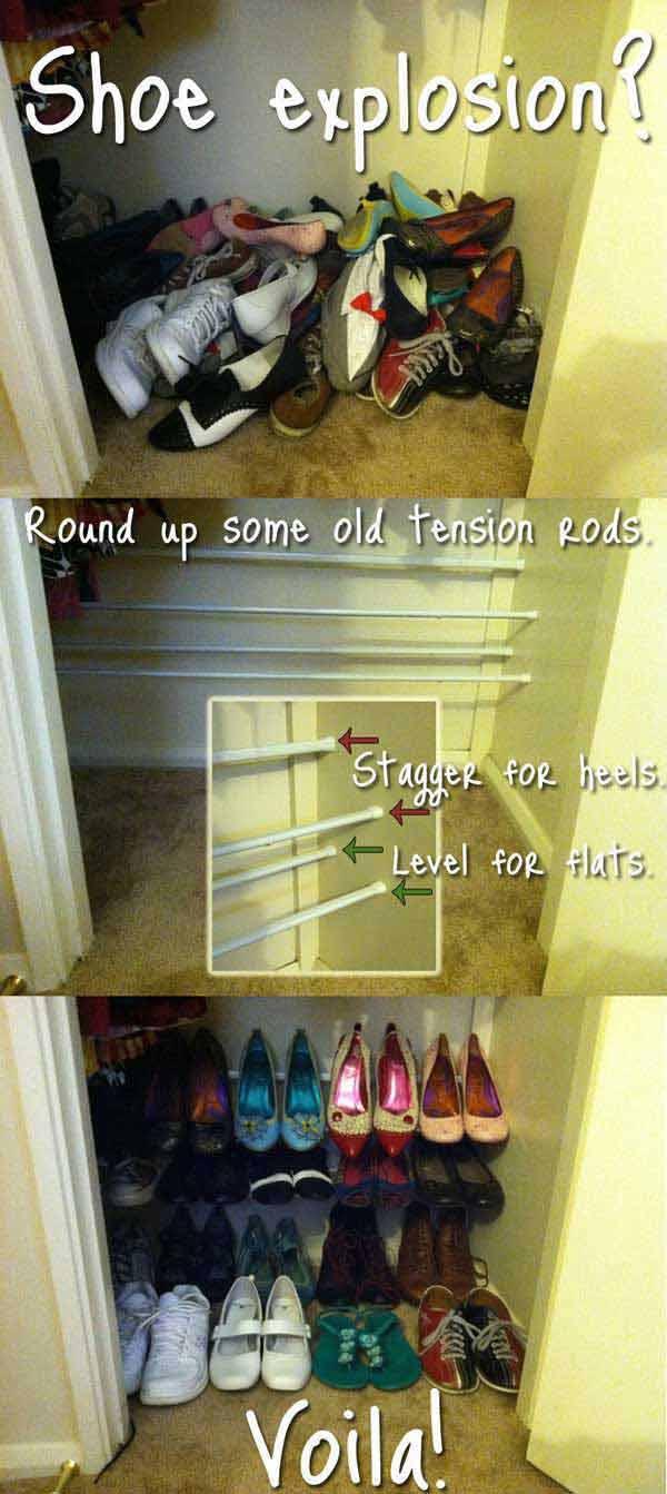 Organizer Build Yourself Closet It