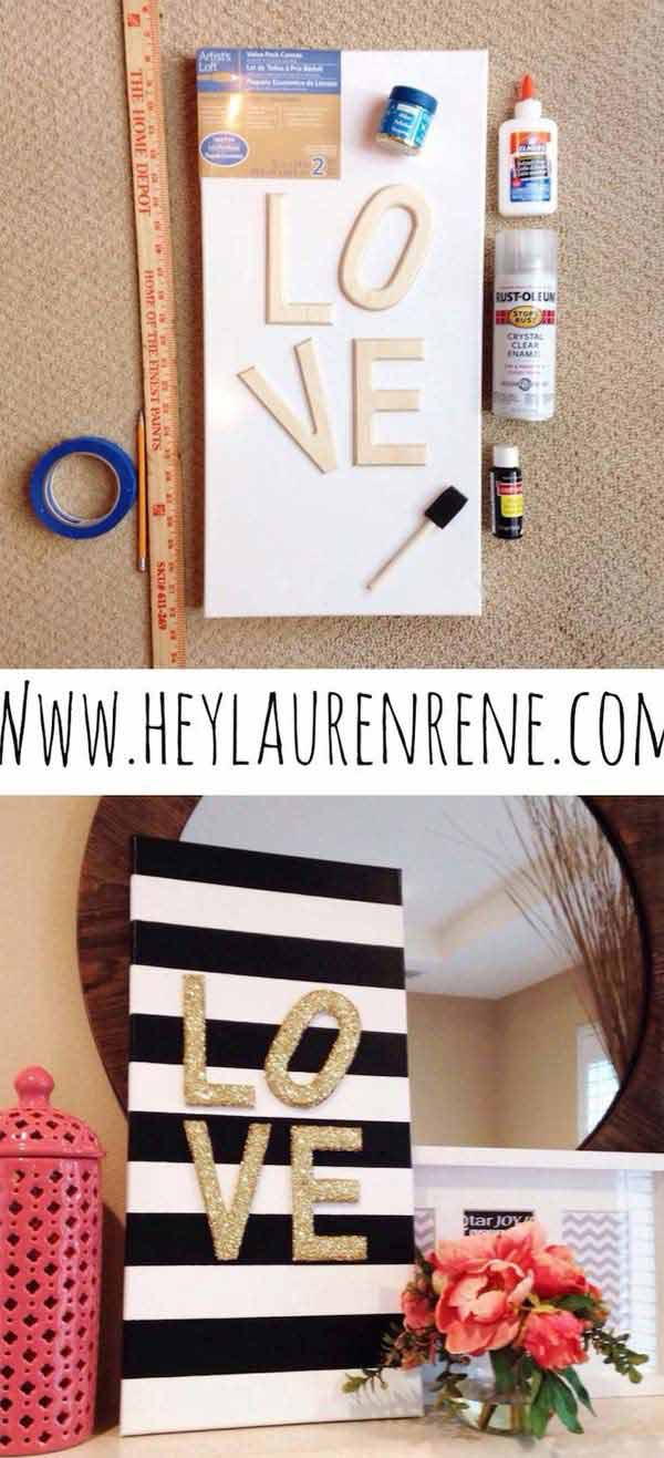 Easy Diy Projects Home Decor