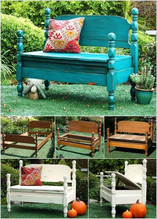 23 Amazing Ways To Repurpose Old Furniture For Your Home