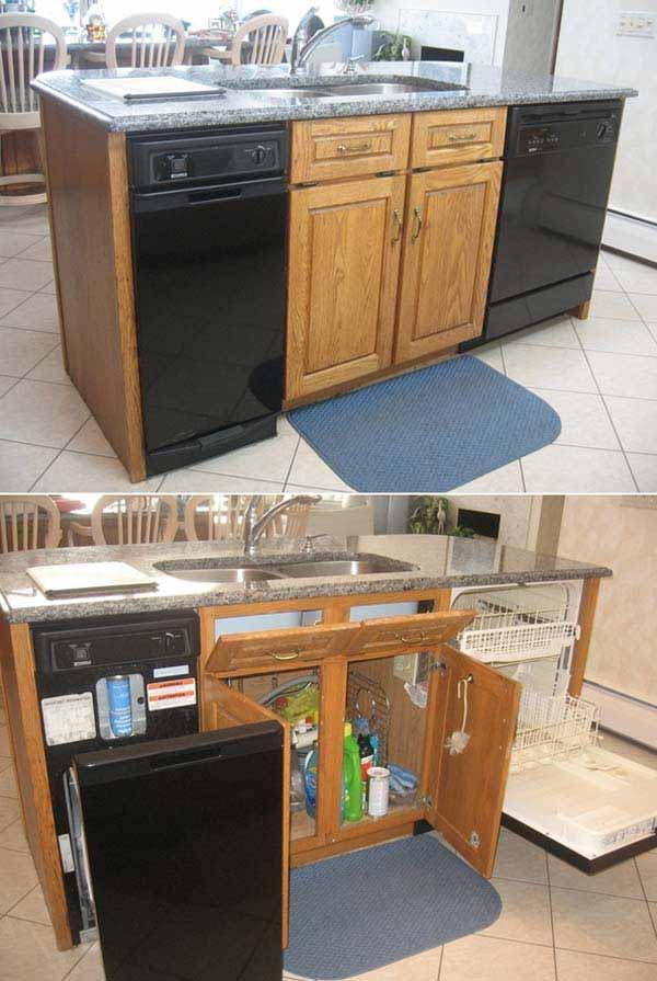 Small Kitchen Design Diy