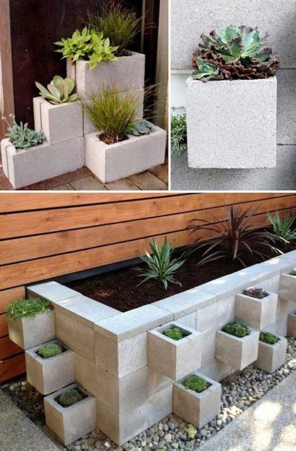 Wall Flower Box