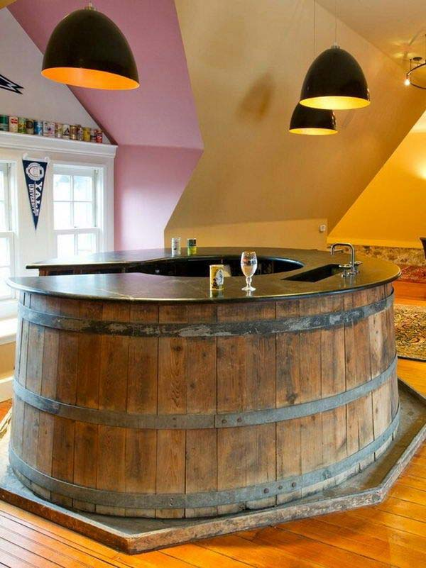 21 Budget Friendly Cool Diy Home Bar You Need In Your Home