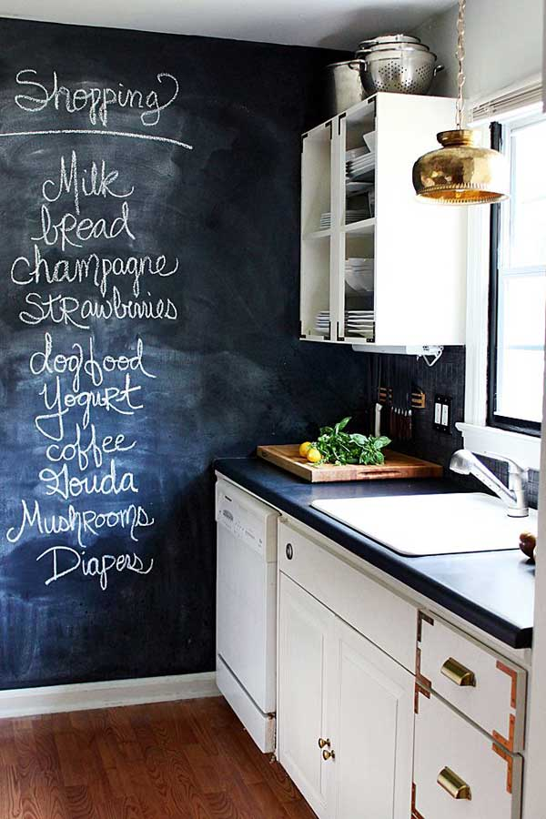 24 Must See Decor Ideas To Make Your Kitchen Wall Looks