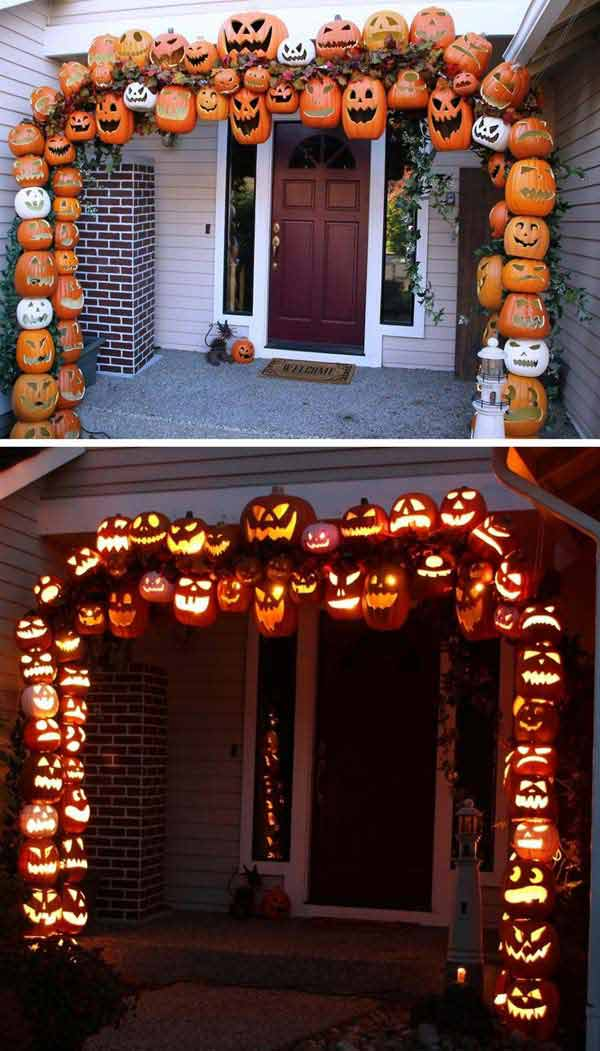 42 Last Minute Cheap DIY Halloween Decorations You Can