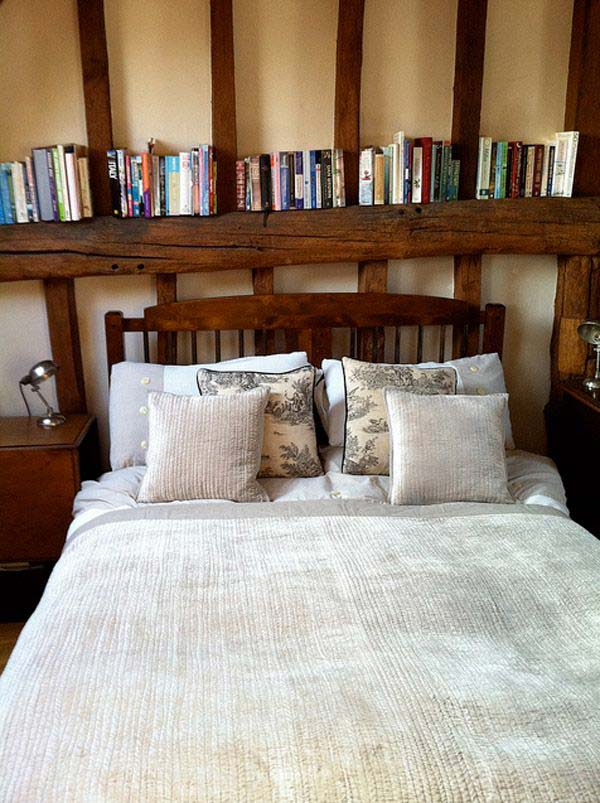 17 Headboard Storage Ideas For Your Bedroom