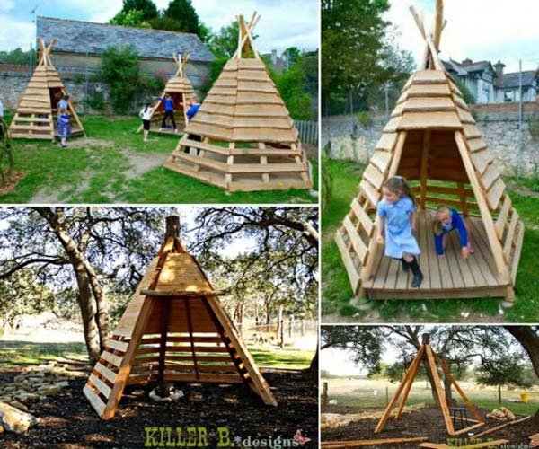 Wooden Outside Games