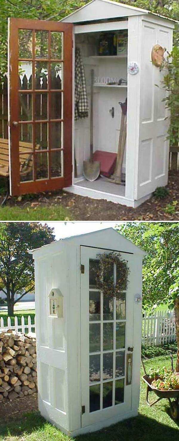 Awesome Old Furniture Repurposing Ideas For Your Yard And