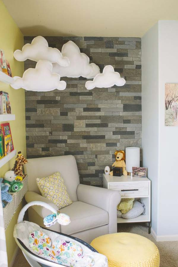 Decorating A Baby S Nursery Looking For Diy Ideas This Mint And Pink Room Is All Kinds Of Sweet With Tons Projects Budget Friendly