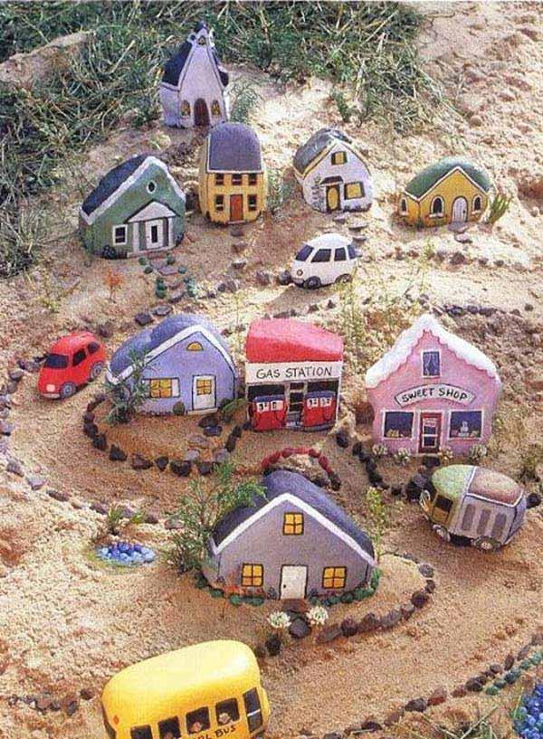 Mini-Garden-Stone-Houses-5