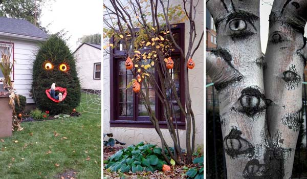 decorate-outdoor-tree-for-halloween